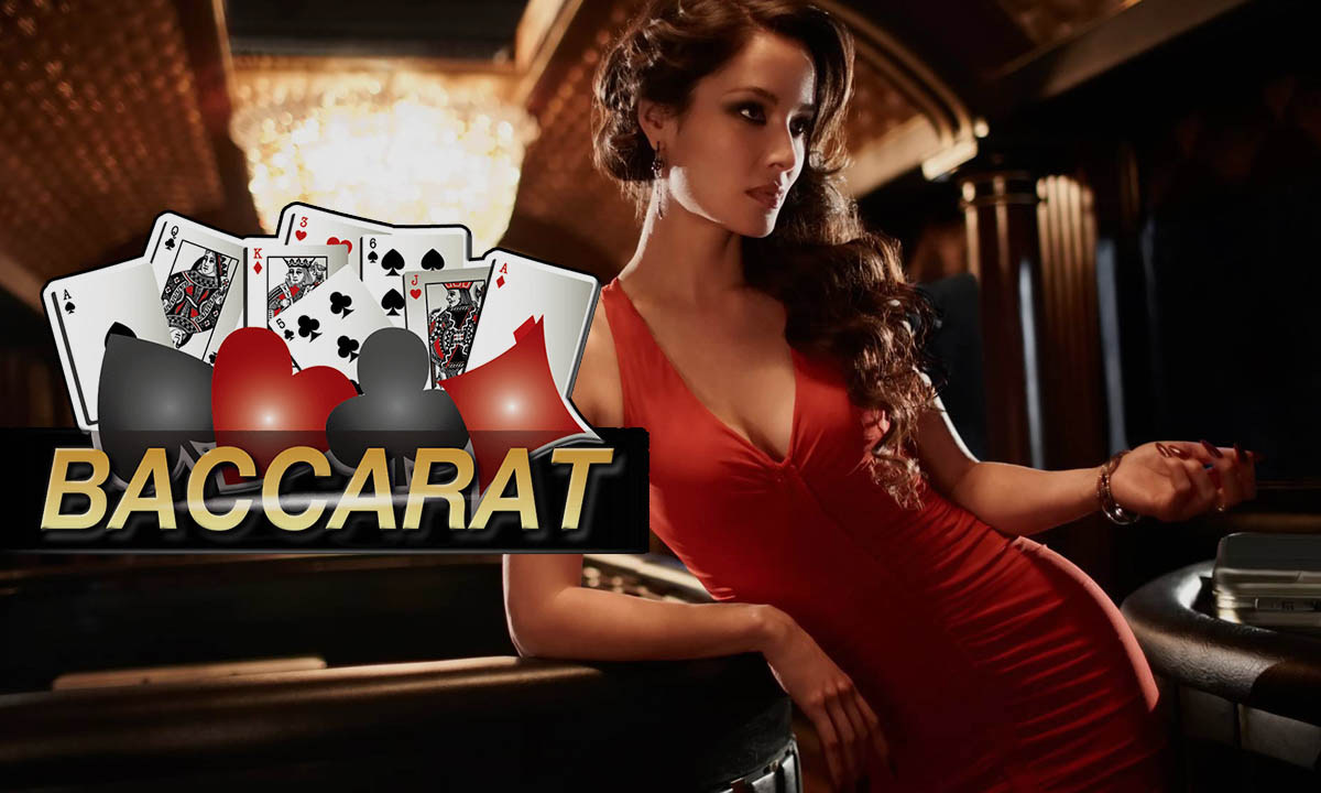 CAsino Baccarat Game winner