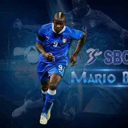 Mario Balotelli Sbobet moblie play live Football