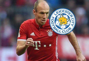 Leicester Robben